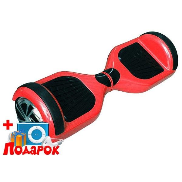 Гироскутер Smart Balance Wheel - Красный карбон 6,5 дюймов