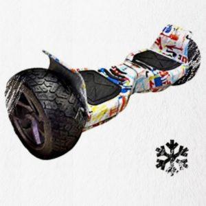 Купить зимний гироскутер в Москве