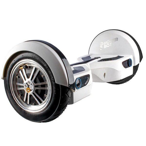 Гироскутер Hoverbot A10 - Чёрно-белый 10 дюймов