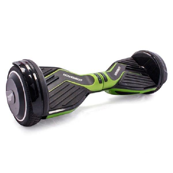 Гироскутер Hoverbot A6 - Чёрно-зелёный 6,5 дюймов