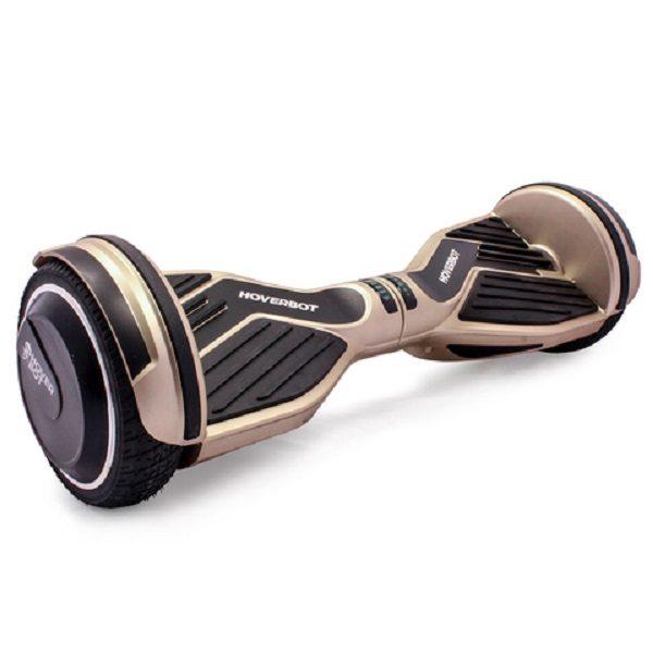 Гироскутер Hoverbot A6 - Чёрно-коричневый 6,5 дюймов