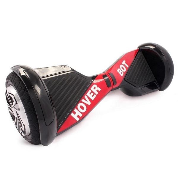 Гироскутер Hoverbot B3 - Чёрно-красный 8 дюймов