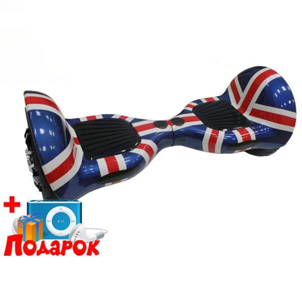 Гироскутер Ecodrift Big Daddy - Британский флаг 10 дюймов