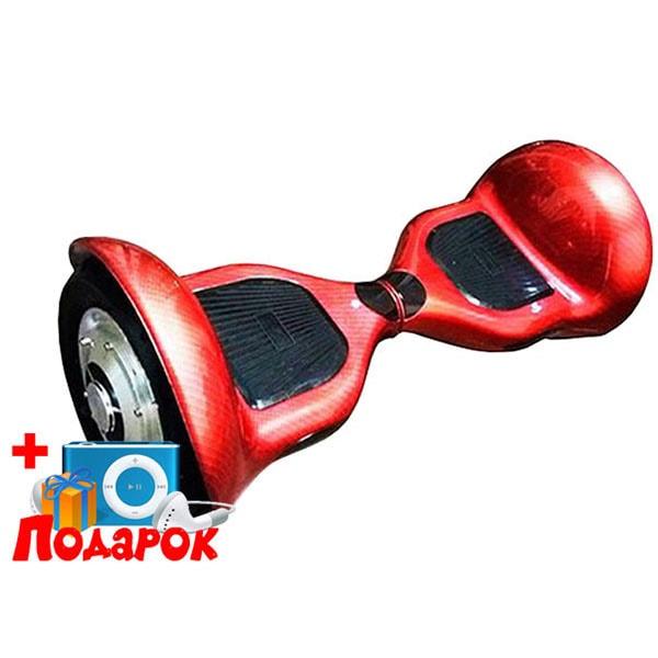 Гироскутер Smart Balance AMG - Красный карбон 10 дюймов