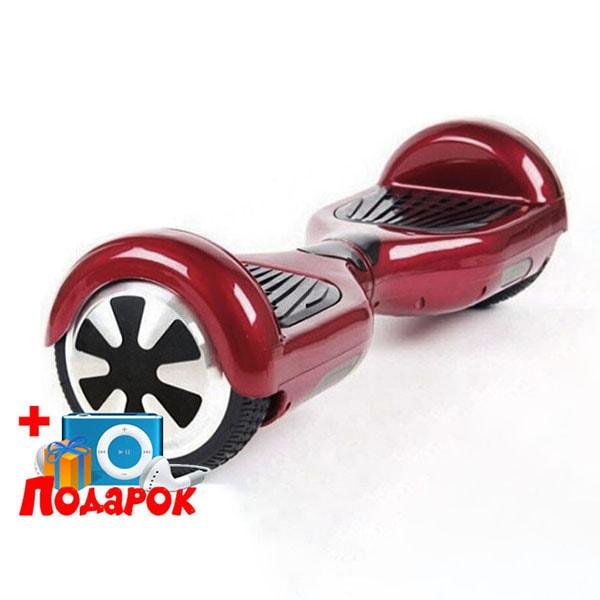 Гироскутер Smart Balance Wheel - Бордовый 6,5 дюймов