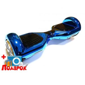 Гироскутер Smart Balance Wheel - Синий хром 6,5 дюймов