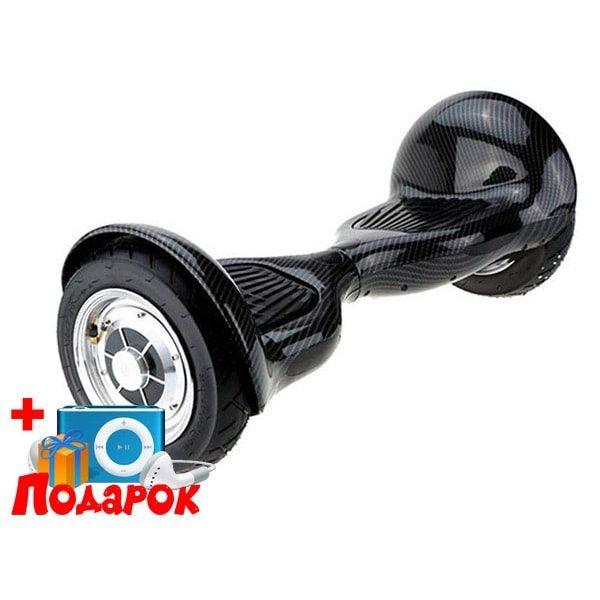 Гироскутер Smart Balance Wheel Suv - Чёрный карбон 10 дюймов