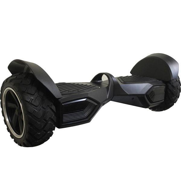 Гироскутер Smart Balance Offroad iron - Чёрный 9 дюймов