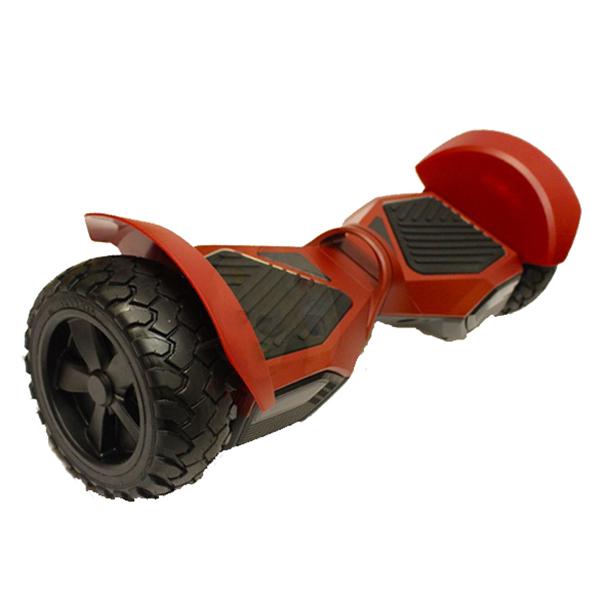 Гироскутер Smart Balance Offroad iron - Красный 9 дюймов